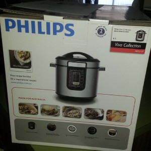 Phillips all in one cooker 2