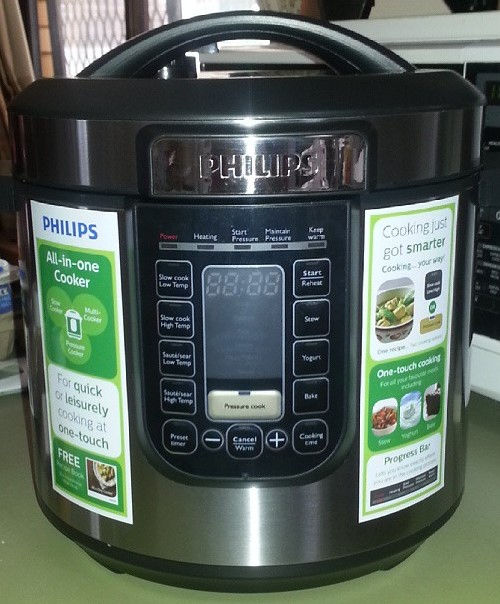 phillips all in one cooker 3