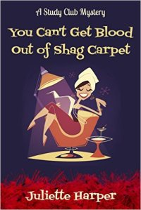 You cant get blood out of shag carpet