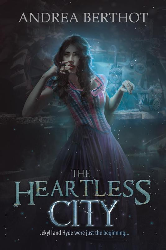 Book Review – The Heartless City by Andrea Berthot ...