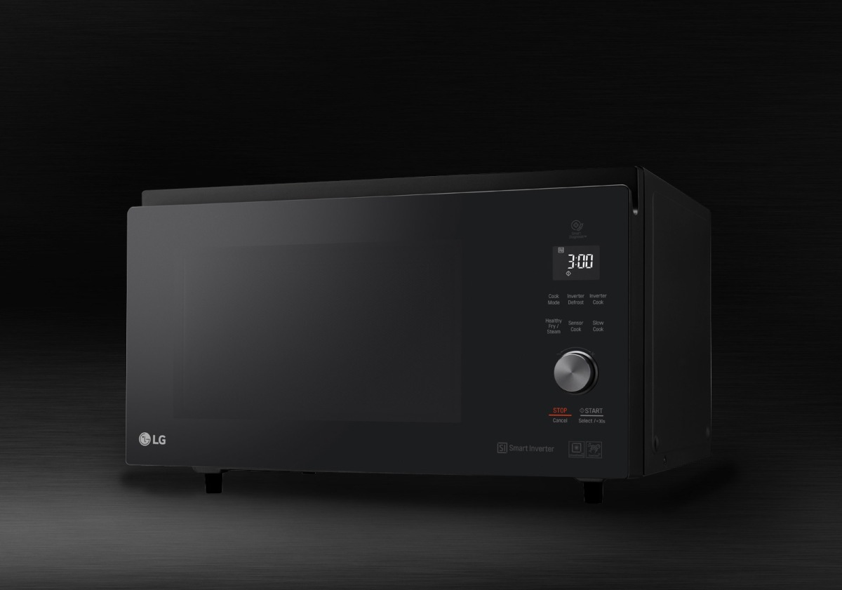 Product Review Lg Neochef 39l Smart Inverter Convection